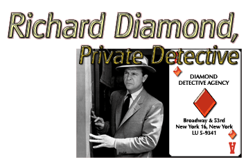 The Richard Diamond, Private Detective Radio Program