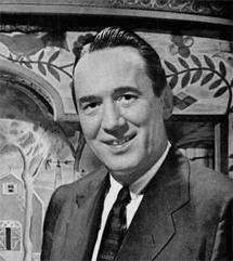Richard Kollmar circa 1955