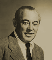 Legendary American composer Richard Rodgers was Best of All's most oft-saluted musical comedy composer.