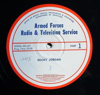 Rocky Jordan