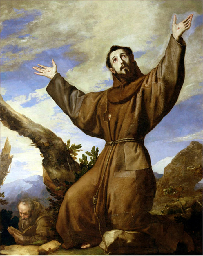 HOUR OF SAINT FRANCIS