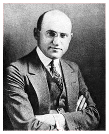 Samuel Goldwyn (Samuel Gelbfisz), ca. 1916 (Samuel Gelbfisz first entered into partnership with Broadway producers Edgar and Archibald Selwyn, hence the Gold-Wyn name. Gelbfisz later changed his name legally to Goldwyn, for understandable reasons)