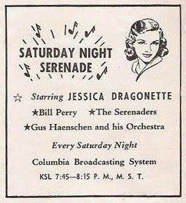Saturday Night Serenade