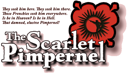 The Scarlet Pimpernel Radio Program