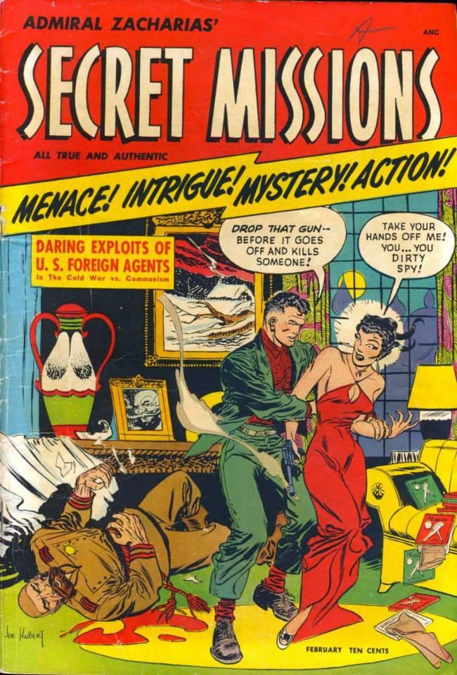 Secret Missions