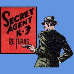 SECRET AGENT K-7