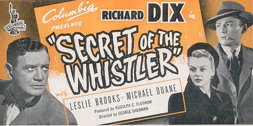 The Secret of the Whistler (1946)