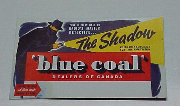 Blue coal company