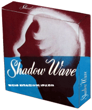 Lever Brothers promoted its Shadow Wave Home Permanent over 'Romance'