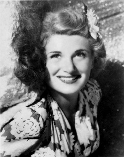 Shirley Mitchell as Leila Ransom, Gildersleeve's girlfriend