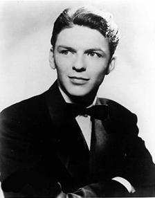 Frank Sinatra publicity photo, ca. 1939