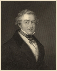 Sir Robert Peel, Second Baronet, Home Secretary and Prime Minister of England. Sir Robert was by all accounts The 'Father' of Scotland Yard