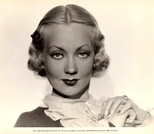 Blonde Ann Sothern circa 1937