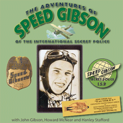 Speed Gibson of the I.S.P. mp3 cover art
