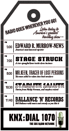 L.A. Times teases the Fall 1953 line-up and highlighting Star Struck over CBS-KNX in prime time.