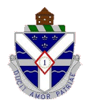 1st Batallion, 131st Infantry Coat of Arms.