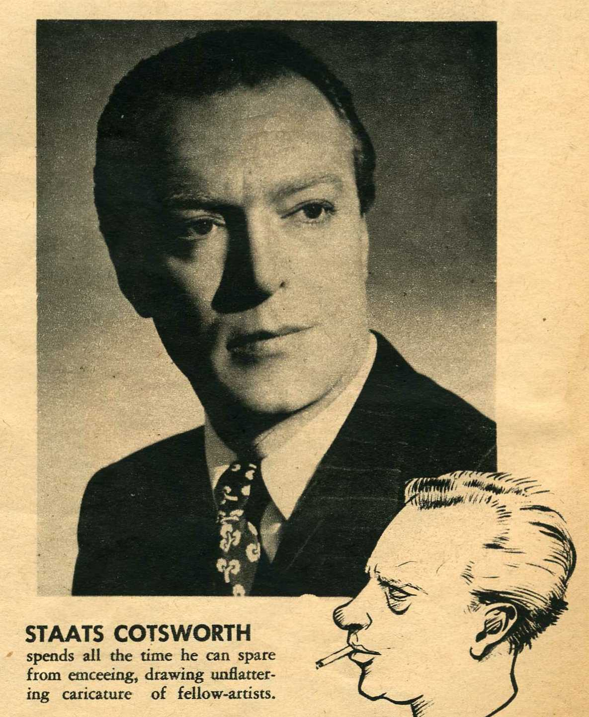 Staats Cotsworth of Casey