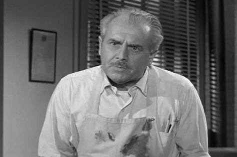 Here's another Gildersleeve character actor,Stan Farrar bedeviled Gildy for years as Summerfield's Mayor Terwilliger