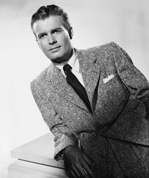 Steve Dunne publicity photo, ca. 1945