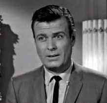Steve Dunne in Alfred Hitchcock Hour's What Really Happened from 1963