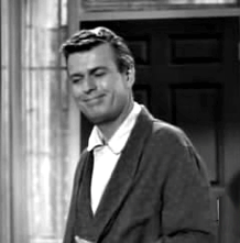 Steve Dunne in Alfred Hitchcock Presents' Special Delivery from Nov. 29, 1959