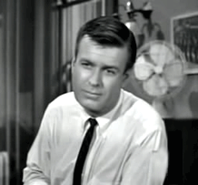 Steve Dunne in Alfred Hitchcock Presents' The Man with Two Faces from Dec. 13, 1960