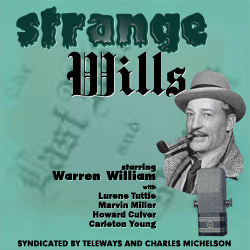 Original Strange Wills mp3 cover art