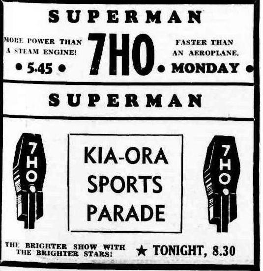 Ad superman
