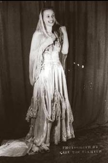 Jessica Tandy publicity photo, ca. 1932