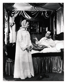 Jessica Tandy in publicity photo from The Four Poster Stage Play, ca. 1952