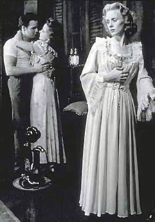 Jessica Tandy as Blanche DuBois in Tennessee William's 'A Streetcar Named Desire'