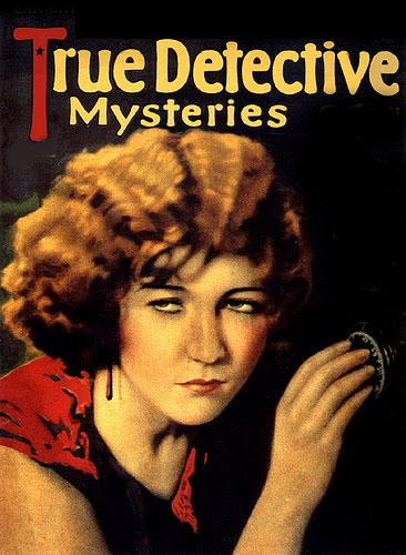 TRUE DETECTIVE MYSTERIES