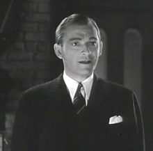 Ted Osborne (as Tom Agnew) in 'Charlie Chan at the Wax Museum' (1940)