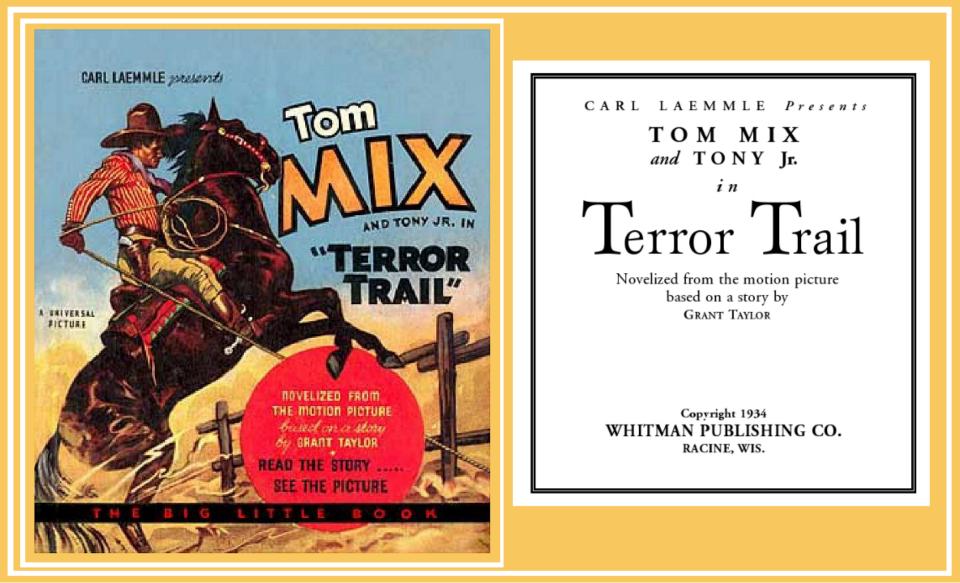 Terror Trail _ The Lone Ranger