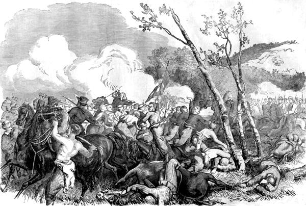 The Battle of First Bull Run