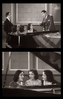 The Boswell Sisters I Thank You Mr. Moon - Nothing Is Sweeter Than You