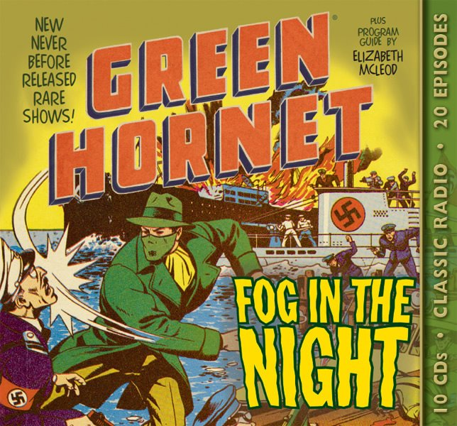 This collection includes the very first shows with the second Britt Reid/Green Hornet actor Donovan Faust !