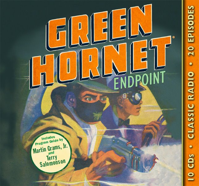 A set of the very last Green Hornet radio shows, with Jack McCarthy as Britt Reid, The Green Hornet !