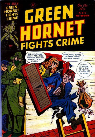 The Green Hornet Fights Crime 1940