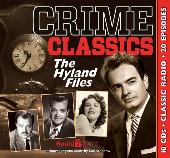 The hyland files