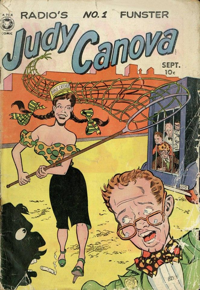 The Judy Canova