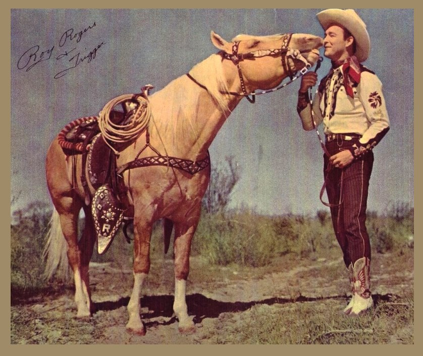 THE ROY ROGERS SHOW - VOL. 1 - The Roy Rogers Show began on radio in 1944 and was broadcast on over 500 radio station until 1955