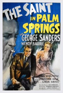 The Saint In Palm Springs (1943)