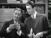 Schildkraut with Jimmy Stewart in The Shop Around the Corner (1940)