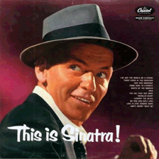 Sinatra's 'This Is Sinatra' Album from his Capitol years