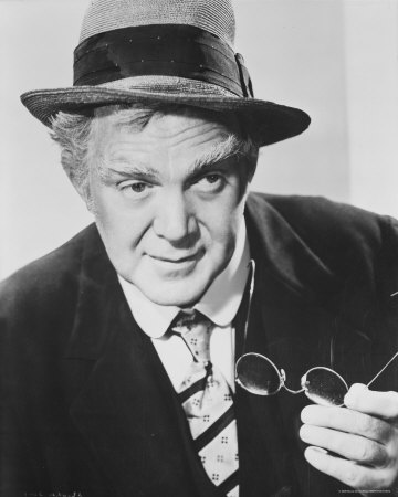 Actor  Thomas Mitchell in