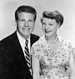 Ozzie and Harriet Nelson