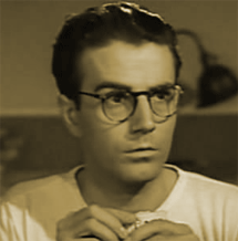 Tom Collins as Dr. Joiner in The Secret of Dr. Kildare from 1939
