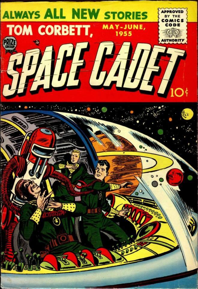 Tom Corbet, Space Cadet