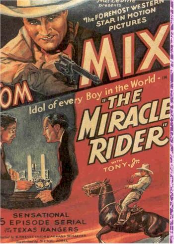 Tom Mix Miracle Rider